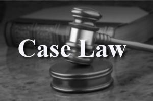 Case Law Precedents